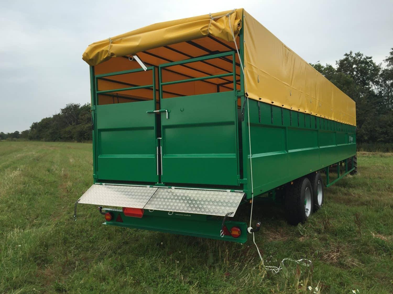 Grisevogn Lastbil højde SPF Boogie Arnes Smedie